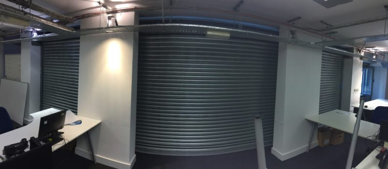 Electric shutter repairs by Shield Security Shutters