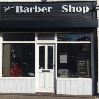 John Barber Shop 2