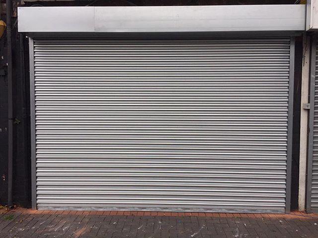 steel shutters by Shield Security Shutters